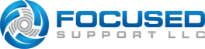 Focused Support LLC Logo